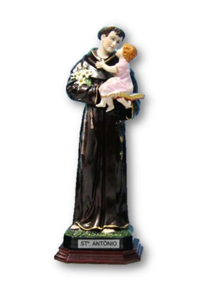 A319 - S. Anthony 35cm in Porcelain