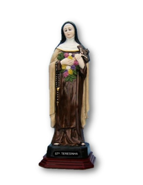 A846 - S. Therese 27cm in Porcelain