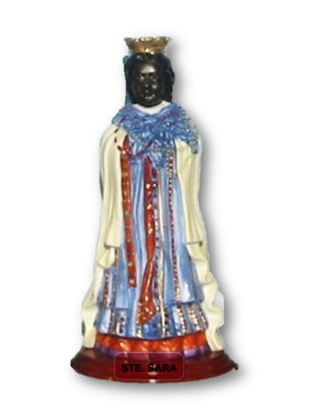 0694 - Ste. Sara 21cm en Porcelaine