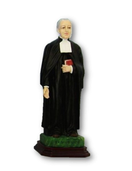 0740 - Father Scubillion 26cm in Porcelain