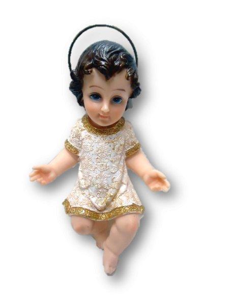 AC1004/9 - Jesus Baby 9cm in Resin