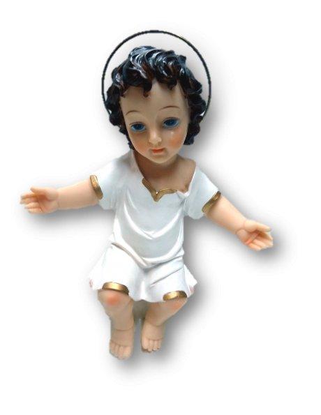 AC2773/25 - Jesus Baby 25cm in Resin