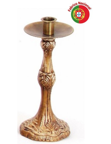 384 - Candlestick 25x10,50cm  in Resine