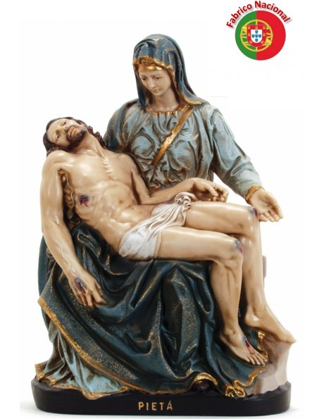 403 - Pieta 51x33cm en Résine