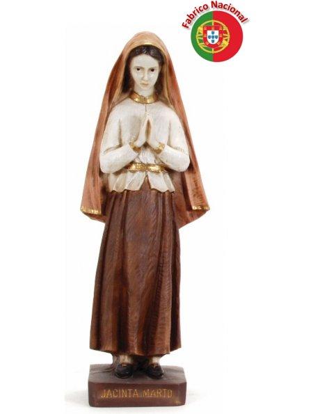 299 - Saint Jacinta Marto 36x9,50cm in Resine