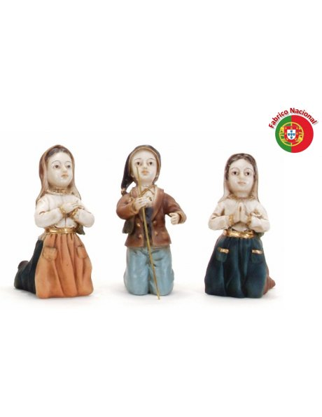 460 - Little Childrens of Fatima 15x08cm in Resine