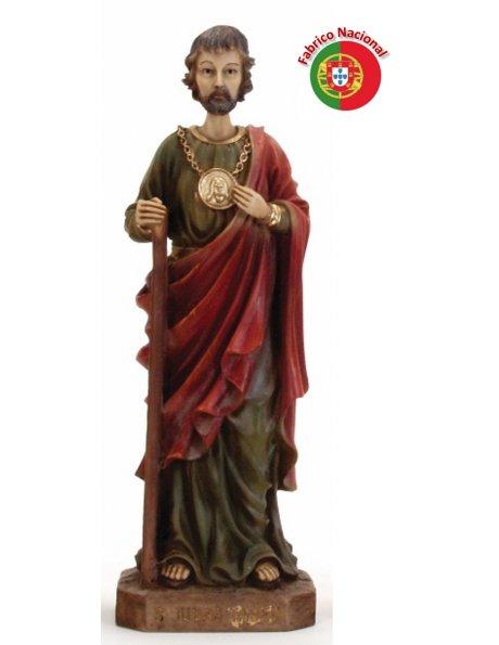 512 -  Saint Jude 27x9cm in resine