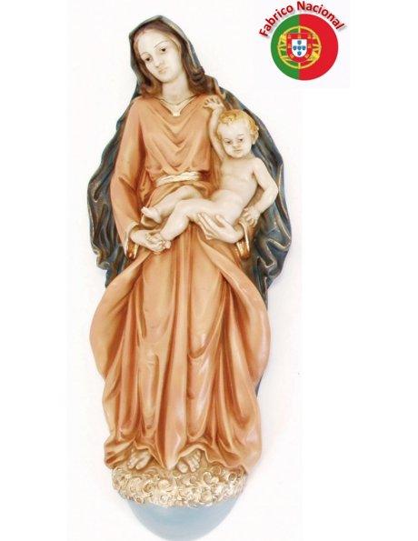 439 -  Amour de Mère 48x19cm en Résine