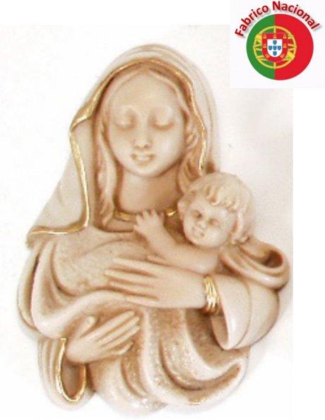 363 - Love of Mother 13x10cm in resine