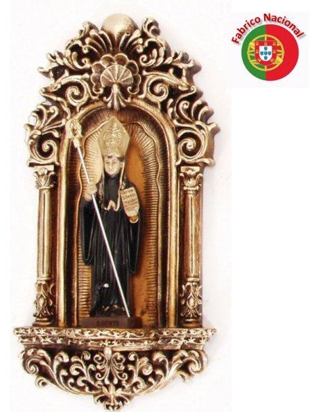 457 - Oratório 30x14cm em Resina
