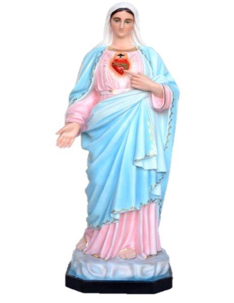 028-130 - S. Heart of Mary 130cm