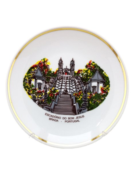 1210 - Decorative Plate Ø20cm