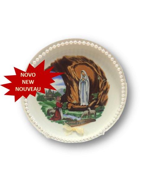 1211/PE - Prato Decorativo Ø20cm