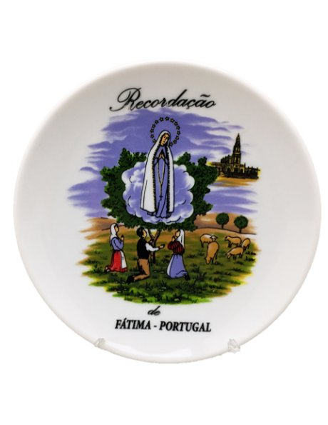 P/120 - Decorative Plate Ø12cm
