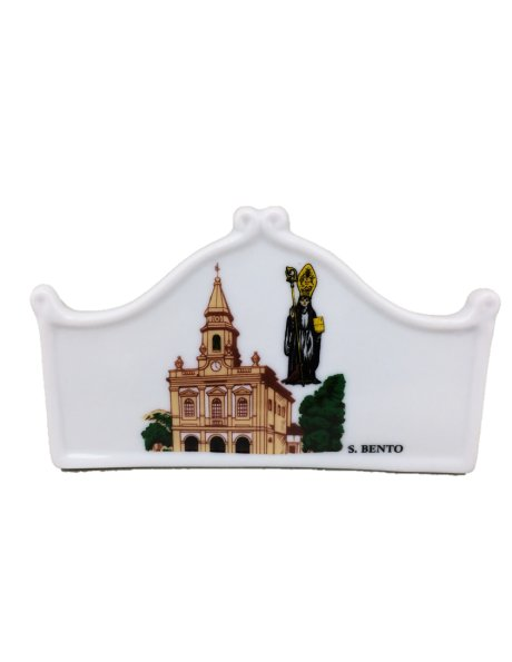 Q0516 - Plaque w/support 7x12,50cm